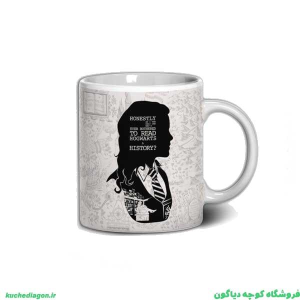 ماگ هرماینی گرنجر از هری پاتر + مشخصات و قیمت خرید آنلاین ماگ هری پاتر